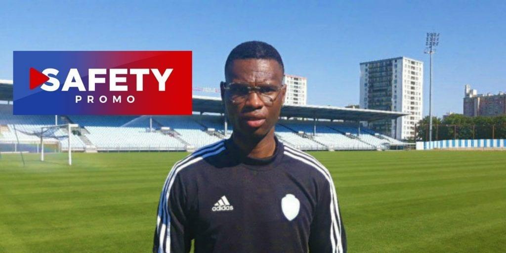 Football: Un Haïtien nommé entraineur d'un club en France ! SAFETY PROMO
