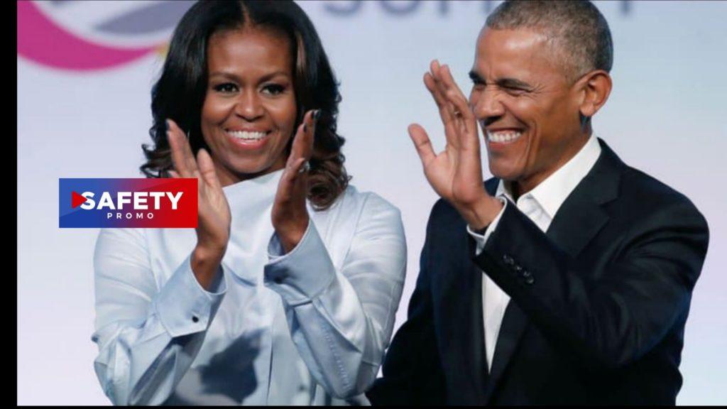 Podcast : BARACK OBAMA Sera LE PREMIER Invité DU NOUVEAU Podcast DE Michelle Obama