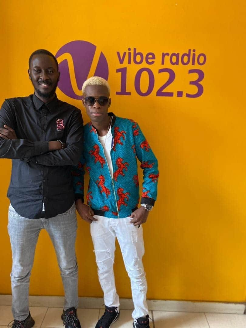 Vibe Radio Sénégal veut accompagner la star Romeomania